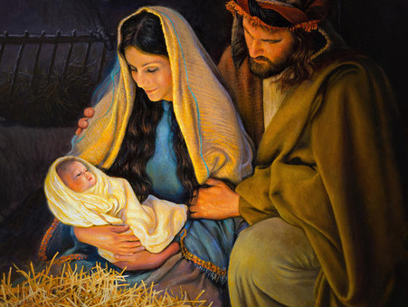 The Feast of the Holy Family of Jesus, Mary, and Joseph
