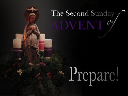 2nd Sunday of Advent (B)