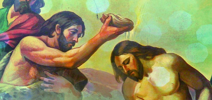 The Solemnity of the Baptism of the Lord