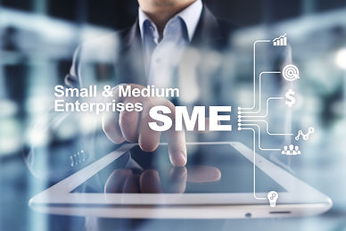 SME, Small and medium-sized enterprises.