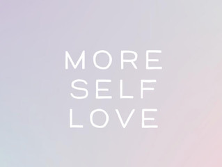 SELF-LOVE - The answer to everything...