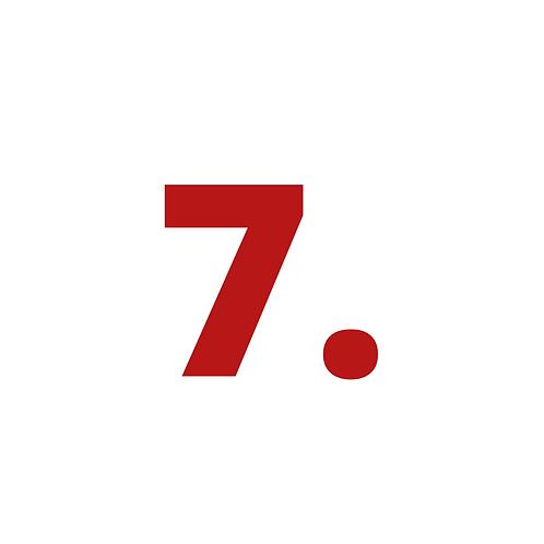 Hint: 7