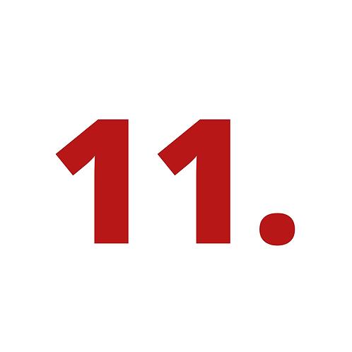 Hint: 11