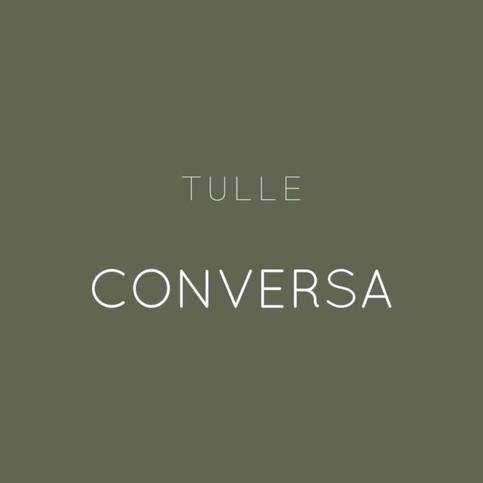 #TulleConversa - A escolha dos tons dos acessórios.