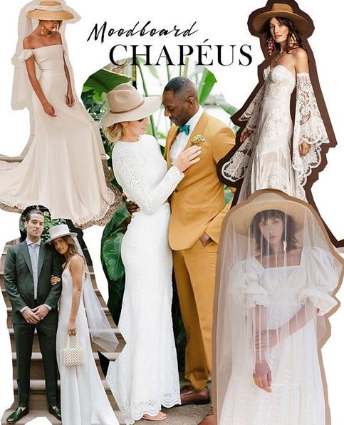 #moodboard - Chapéus