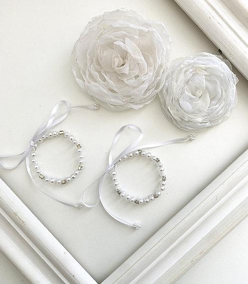 Flores Grace +Dupla Corsage Bellucci | Pronta- entrega