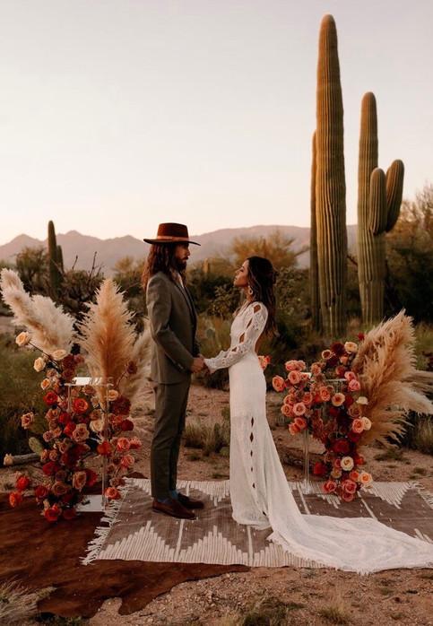 #TulleInspira - Elopement Wedding