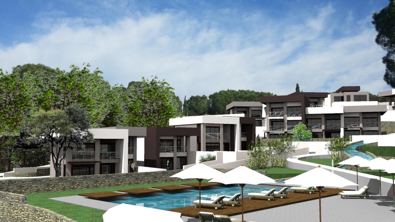 26 Villas Complex