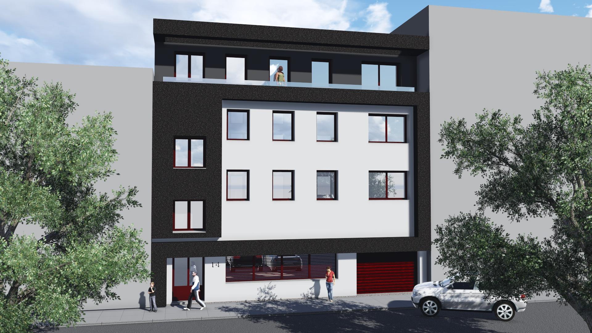 10 Apartments Building