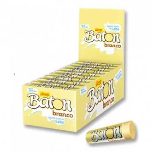 Garroto Baton Blanco $1.00