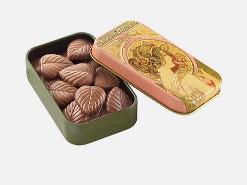 Amatller Chocolate Leaves 60g