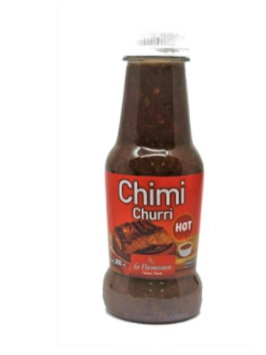La Parmesana Chimi Churri Hot