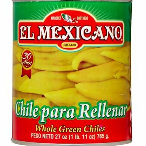 Chile para Rellenar
