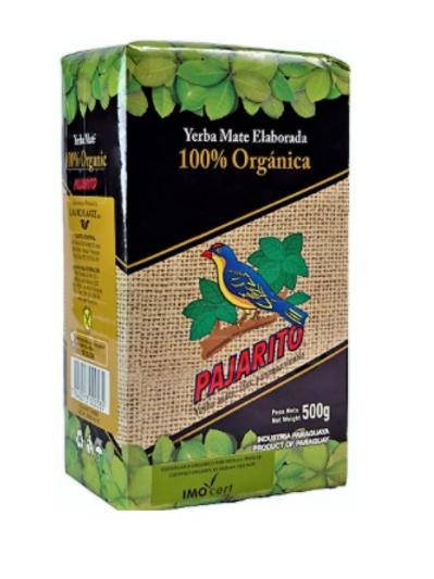 Pajarito Organic Yerba Mate 500g