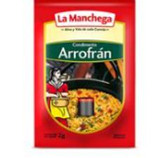 La Manchega Arrofran