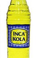 Inca Kola Glass Bottles 296ml 24 pack