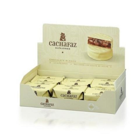 Cachafaz White Chocolate 12 pack