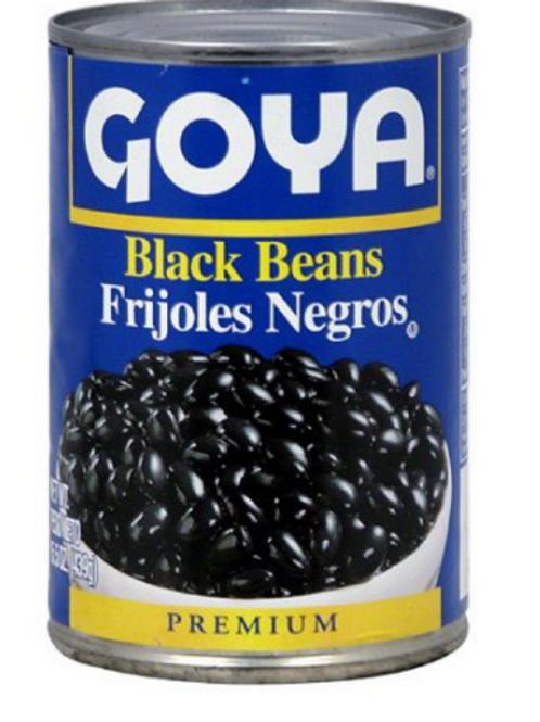 Frijoles Negro Entero