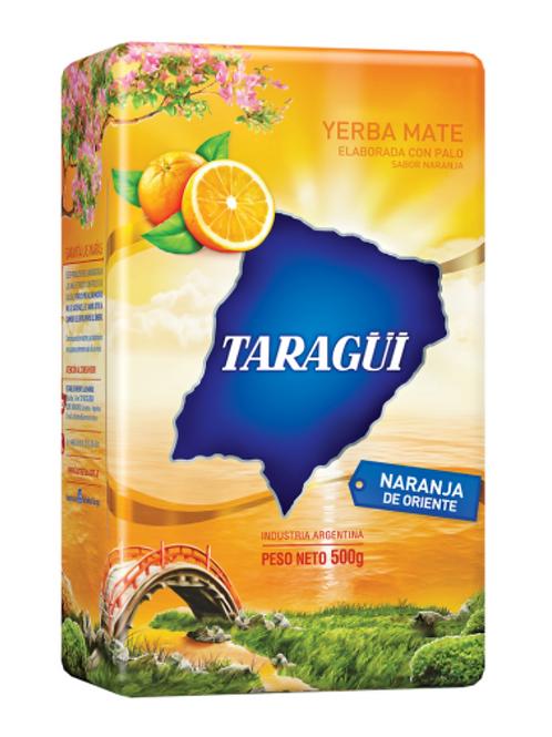 Taragui Yerba Mate 500g Orange