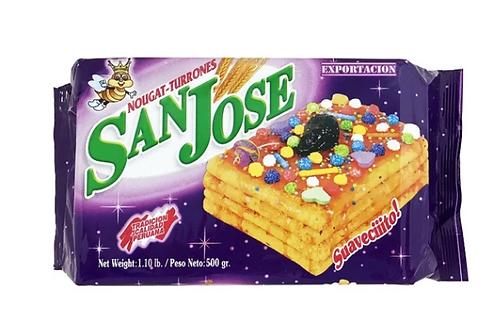 San Jose Nougat Turron