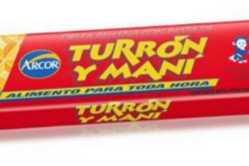 Turron y Mani