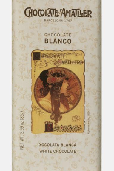 Amatller Chocolate Blanco 70g