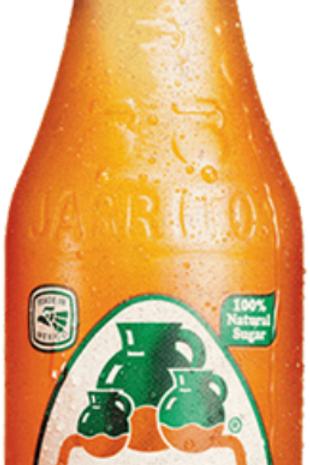 Jarritos Mandarin Glass Bottle