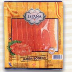 Espana y Hijos Jamon Serrano Sliced 500g
