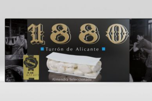 1880 Turron de Alicante