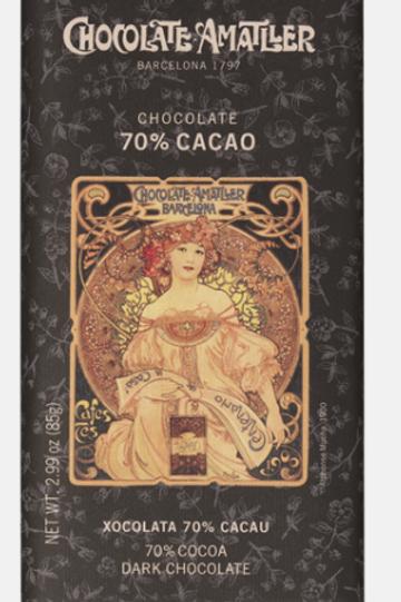 Amatller 70% Cacao 70g
