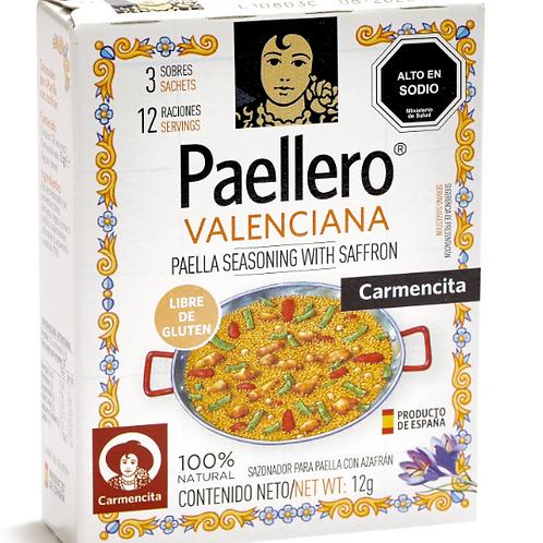 Carmencita Paellero Valenciana Paella Seasoning