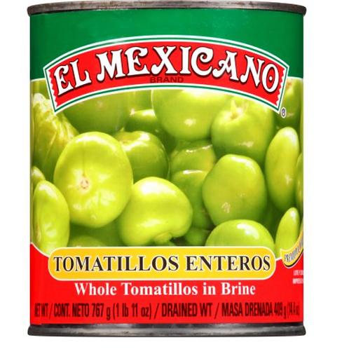 Tomatillos Enteros