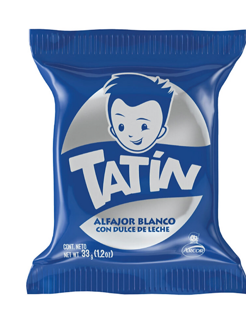 Tatin Blanco con Dulce de Leche