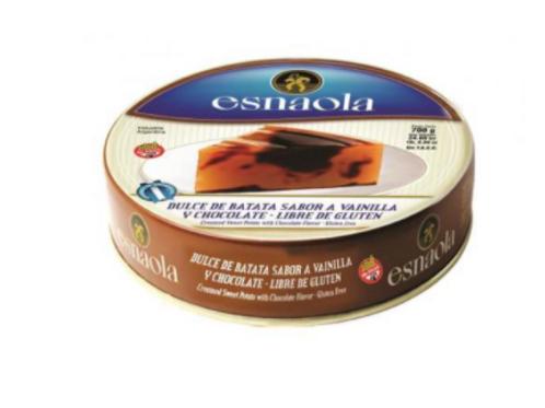 Esnaola Dulce de Batata con Chocolate
