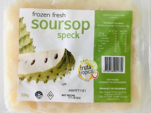 Frozen Soursop Speck 500g