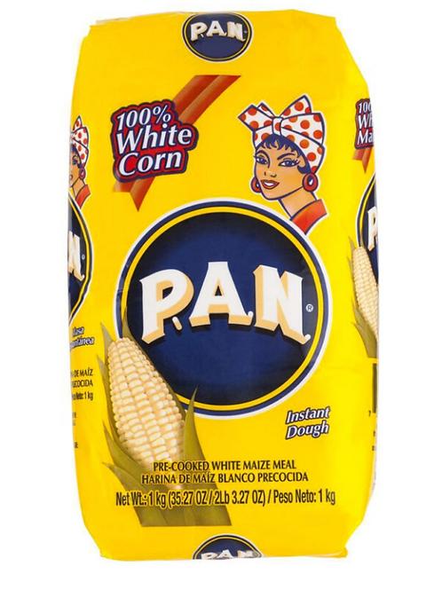 PAN White Corn Flour
