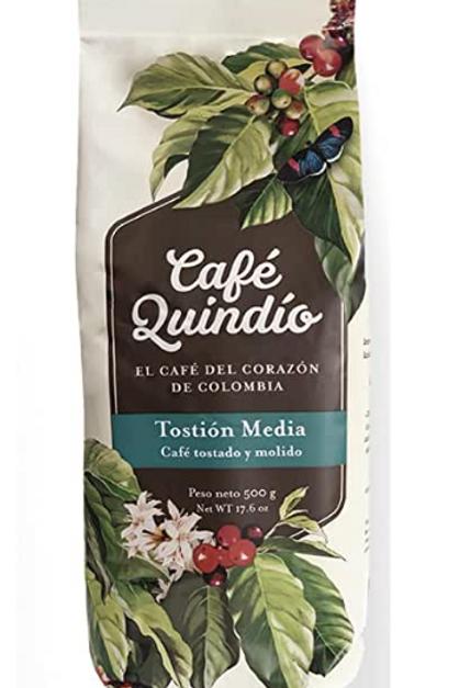 Cafe Quindio Tostion Media