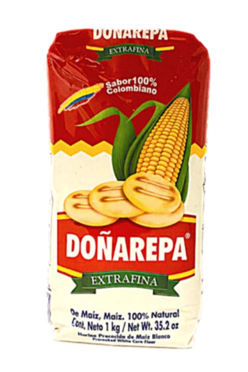 Donarepa Flour for Arepas Extrafina