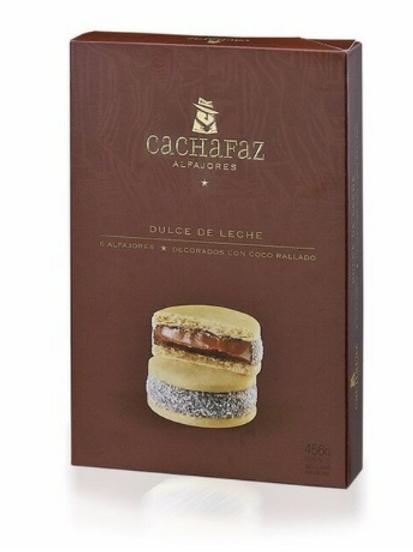 Cachafaz Maizena 6 pack