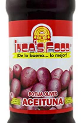 Inca's Food Acetunas Olivas