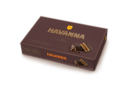 Havanna Dark Chocolate Alfajores