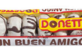 Donettes White Chocolate y Chocolate