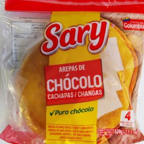 Sary Arepas de Chocolo