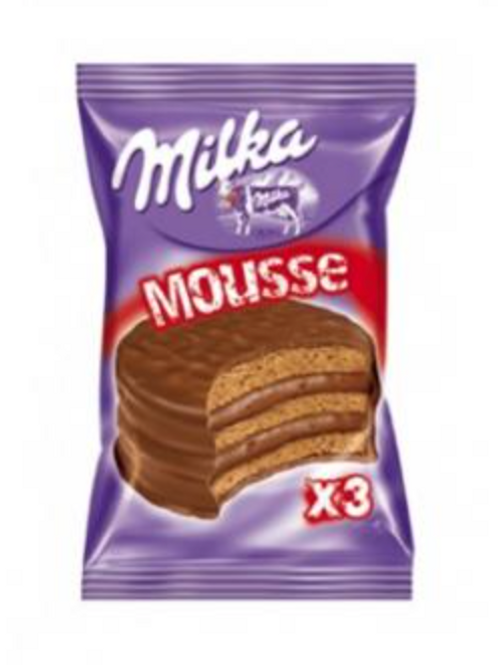 Milka Alfajor Mousse