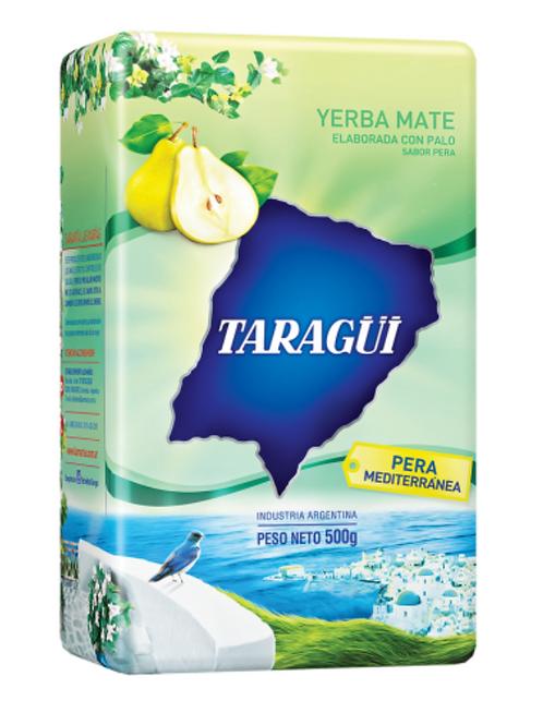 Taragui Yerba Mate 500g Mediterranean Pear