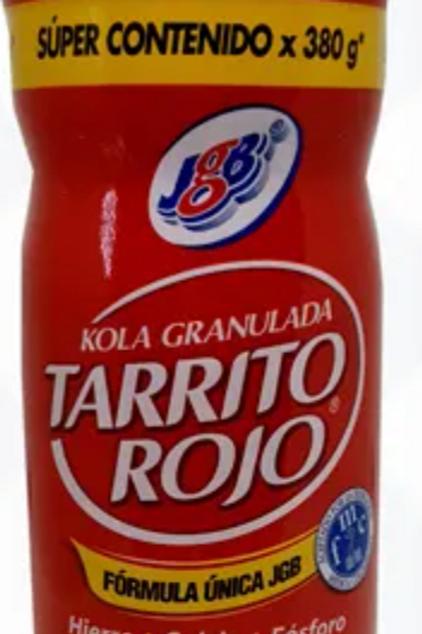 Tarrito Rojo Traditional