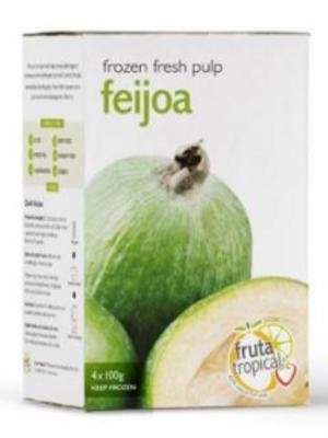 Frozen Fresh Pulp Feijoa 4x100g
