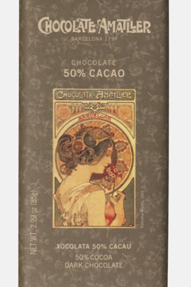 Amatller 50% Cacao 70g