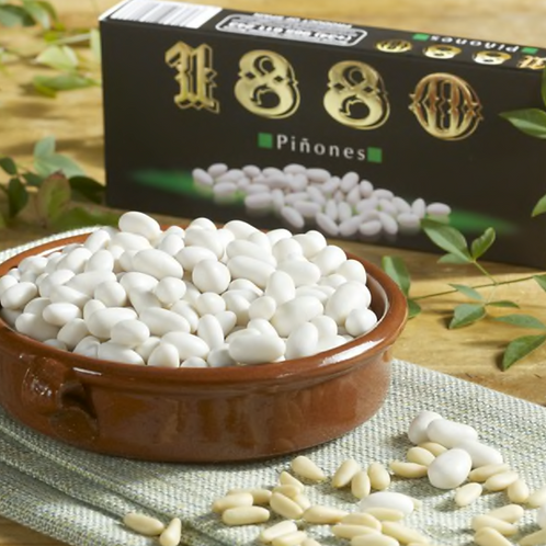 1880 Pinones candied pine nuts