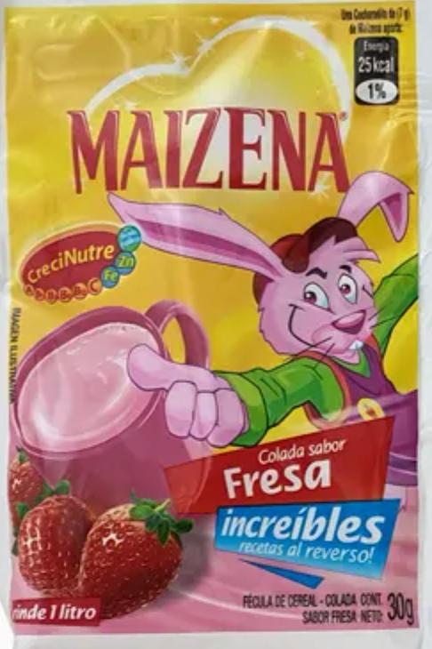 Maizena Fresa